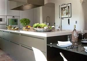 Plan De Travail Cuisine Bricomarché : cuisine quel mat riau choisir pour le plan de travail ~ Melissatoandfro.com Idées de Décoration