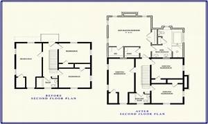 Second story addition floor plan up stairs addition ideas for Cost of adding a second floor to a ranch