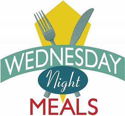 Fellowship Wednesday Meal Night Clipart Meals Church