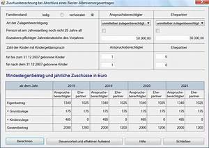 Riester Förderung Rechner : netto 2020 mit riester rechner die software f r den versicherungsmakler ~ Watch28wear.com Haus und Dekorationen