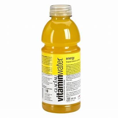 Vitamin Water Energy Citrus Tropical Glaceau 591ml