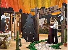 Wild West Theme Party Kit Stumps Prom Use these
