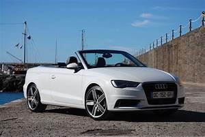 Longueur Audi A3 : essai audi a3 cabriolet motorlegend ~ Medecine-chirurgie-esthetiques.com Avis de Voitures