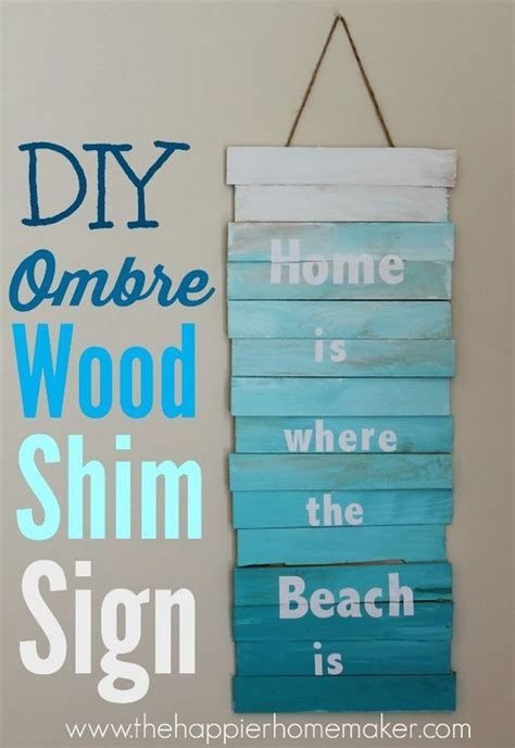 nautical inspired diy projects