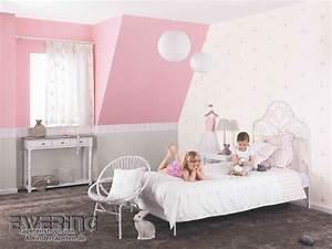 Baby Tapete Mädchen : douce nuit s e nacht mit papiertapeten f rs baby und ~ Michelbontemps.com Haus und Dekorationen