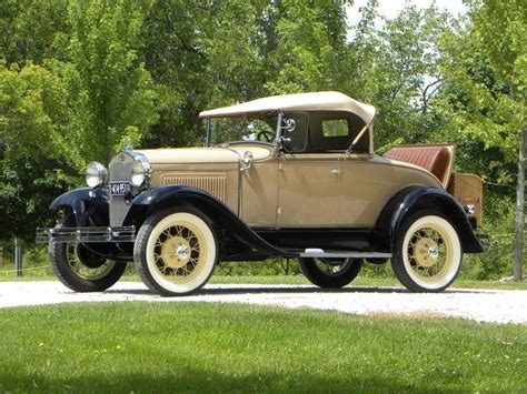 Model A Ford For Sale by 1930 Ford Model A Deluxe Roadster For Sale