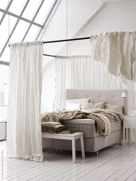 Bed Drapes - 1000 ideas about canopy bed curtains on bed