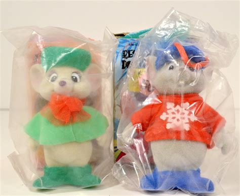 rescuer s mcdonald s christmas ornaments collectibles