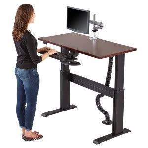 sit stand desk options sit stand desk houston tx
