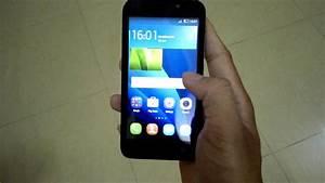 Huawei Y5c Model Y541-u02   First Look