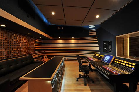 building a studio recording studio design gear set up