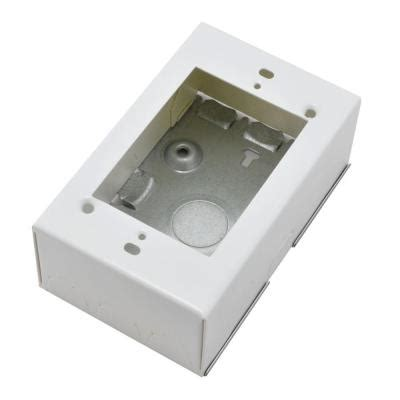 Wiremold Floor Box 880s2 by Wiremold 700 Series Outlet Box Bw35 The Home