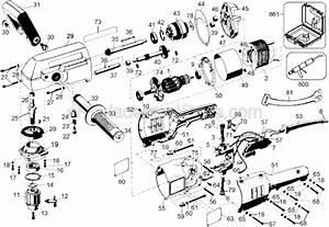 Dewalt Dw124 Parts List And Diagram