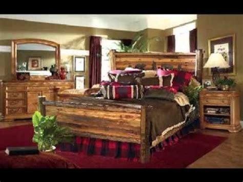 Rustic Bedroom Furniture Youtube