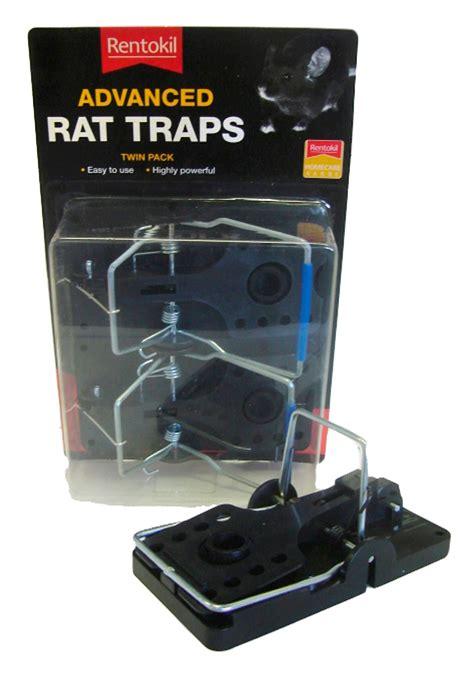 rentokil advanced rat trap  departments diy  bq