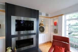 vintage bathroom ideas 20 amazing tv above fireplace design ideas decoholic