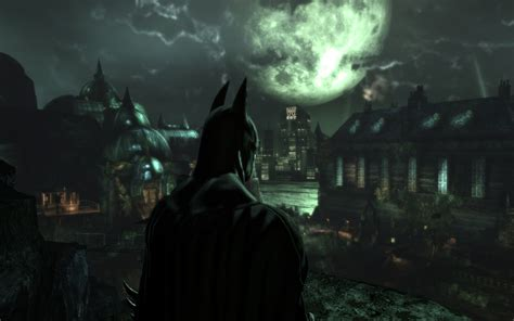batman arkham asylum wallpapers hd backgrounds images