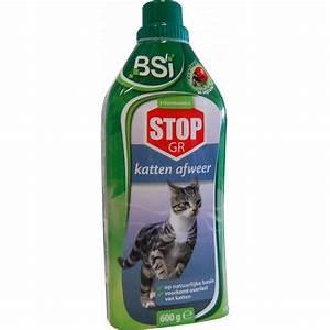 BSI Stop GR kattenafweer 600 gram - AllesTegenOngedierte.nl