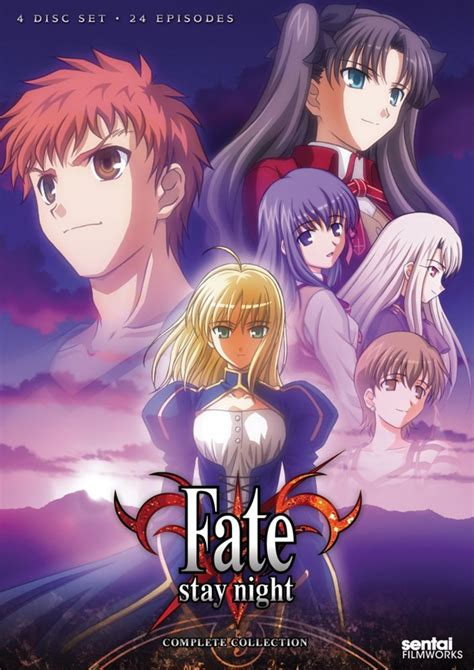 anime review fatestay night  hubpages