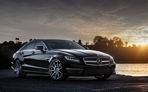 Vorsteiner For Mercedes Benz Wallpaper