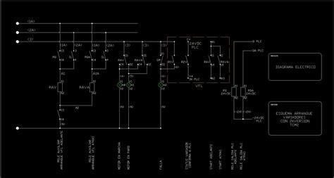 diagramas electricos dwg block  autocad designs cad
