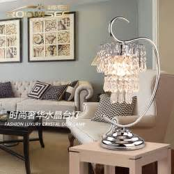 online get cheap crystal table ls for bedroom