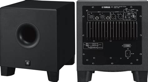 Best Subwoofer The Best Studio Monitor Subwoofers 2018 Gearank