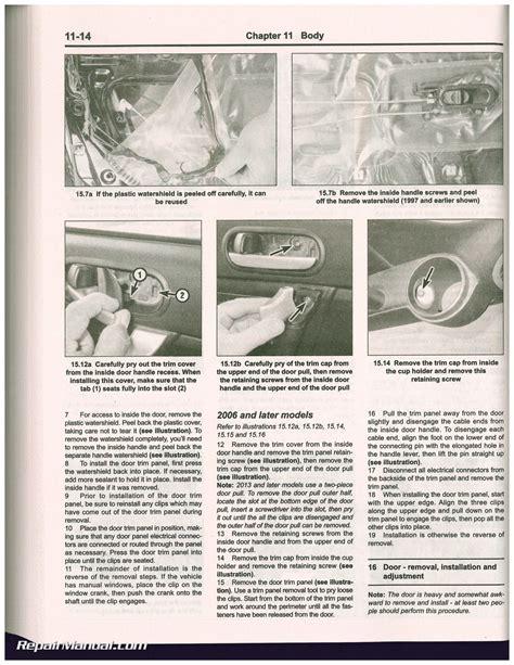 what is the best auto repair manual 1990 pontiac turbo firefly lane departure warning haynes mazda mx 5 miata 1990 2014 auto repair manual
