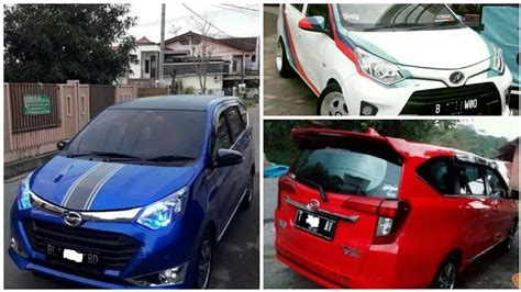 Mobil Sigra Modifikasi by 36 Gambar Modifikasi Mobil Sigra 1 0 D Mt Terbaru Dan