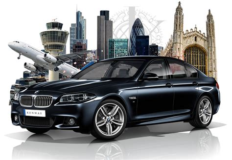 Airport Transfer Cars by Kenway Executive Cars