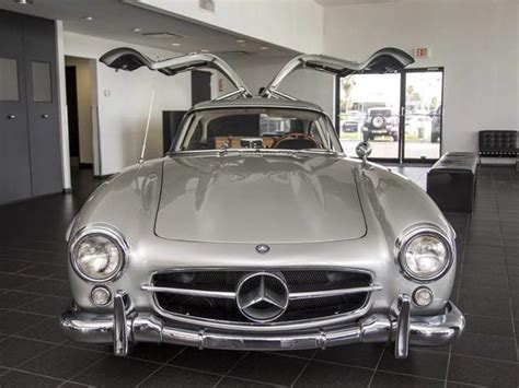 Buy mercedes 300sl gullwing and get the best deals at the lowest prices on ebay! 1955 Mercedes-Benz 300SL Gullwing Coupe for Sale | ClassicCars.com | CC-892263
