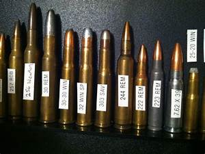 Rifle Caliber Chart Vintage Outdoors Complete List Of Commercial Rifle Cartridges
