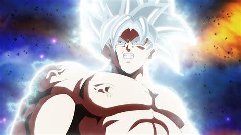 super saiyan silver  mastered ultra instinct