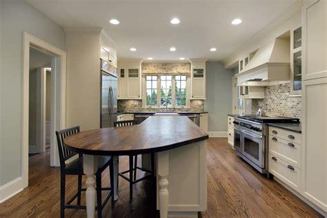 curved kitchen islands 39 curved kitchen island ideas photos 3045