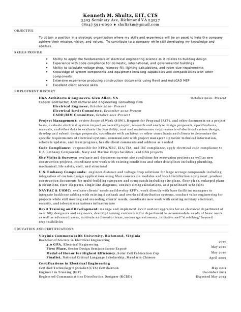 marine electrical engineer sle resume 5 uxhandy