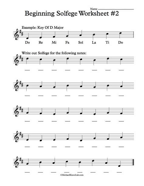 choir worksheets for middle school choir best free