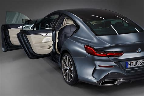 2020 Bmw 2 Series Gran Coupe by 2020 Bmw 8 Series Gran Coupe Leaks Ahead Of Debut Looks