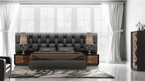contemporary luxury bedroom set  designer long