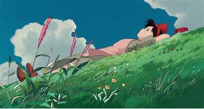 Kiki Delivery Ghibli Studio Wallpapers Movies Totoro