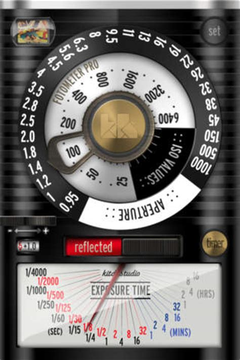light meter app iphone iphone luxi an amazing light meter network world
