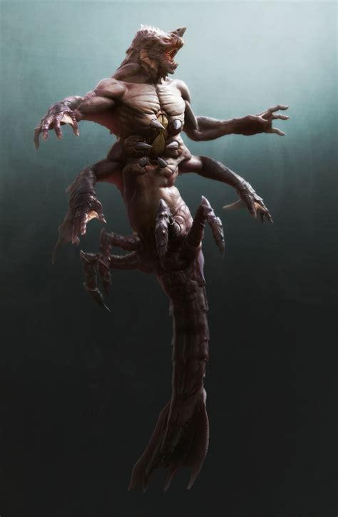 Scylla God Of War Fan Art Gabhpe