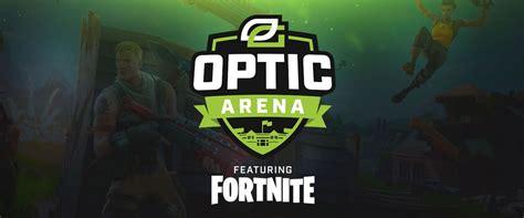 competitive fortnite coming   kon optic arena battle