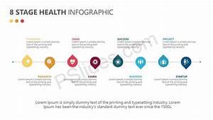 8 Stage Health Infographics