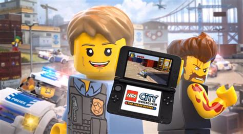 review lego city undercover serves  adequate justice