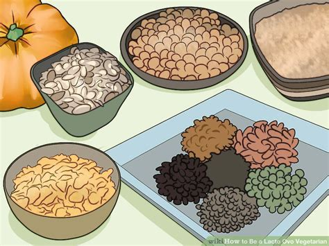 lacto vegetarian how to be a lacto ovo vegetarian with pictures wikihow