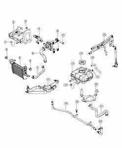 2019 Dodge Challenger Reservoir  Coolant  Recovery  Cooling  Maintenance  Ltr