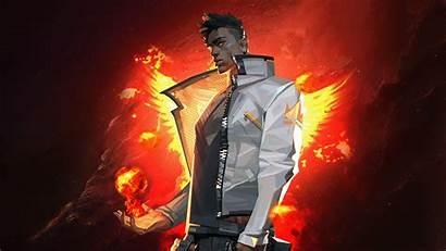 Valorant Phoenix Header Behance Wallpapers Games Gaming