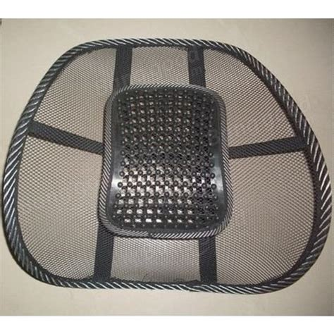 sale new car seat chair mesh back lumbar support pad