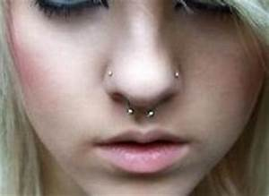 1000+ images about Piercings on Pinterest | Small septum ...