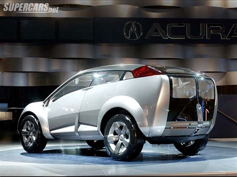 Acura Rd by 2002 Acura Rd X Concept Supercars Net